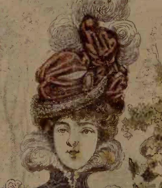 Moda pariziana 1898