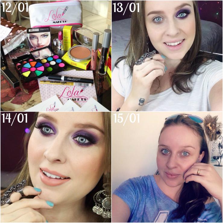 vlog da semana instagram