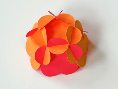 Image Result For Cara Membuat Lampion Dari Kertas Origami