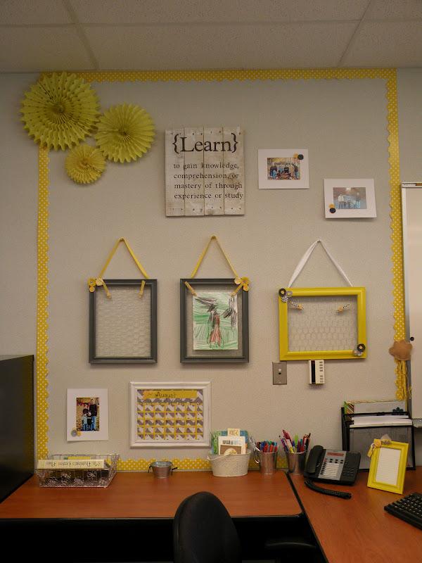 Classroom Decoration Inspiration : Chic classroom style inspiration