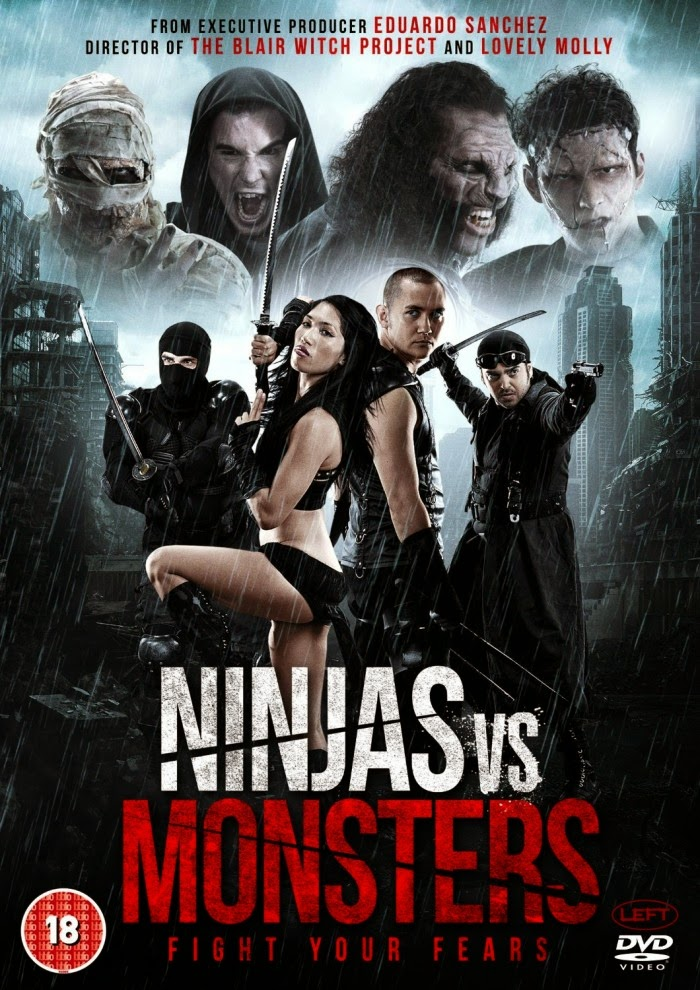 Ninja Đại Chiến Quái Vật - Ninjas Vs. Monsters (2014)
