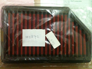 Filter Udara Replacement Honda JAZZ (H1051)