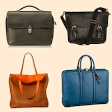 The growth of men's bags – FT article
