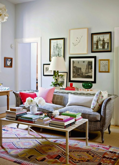 Design Darling: Apartment Essentials {The Sofa