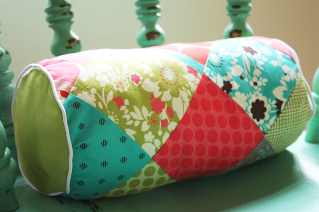 Long Bolster Pillow For Bed