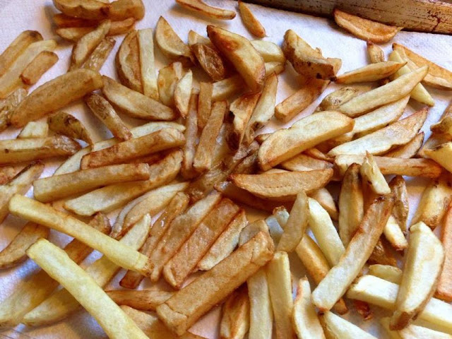 The Comforting Vegan : Perfect Homemade French Fries