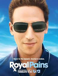 Assistir Royal Pains 7x02 - False Start Online
