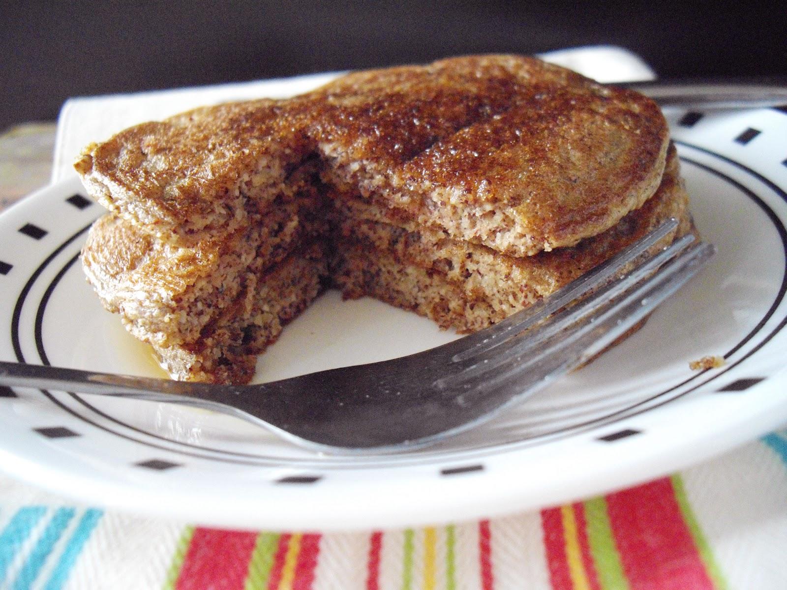 Almond Flour Pancakes | cooking ala mel