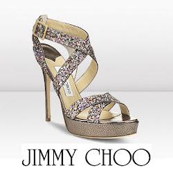Princess Marie's Style: Jimmy Choo Vamp Sandals and Jimmy Choo Clutch Bag