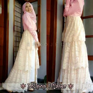 Lolipop Hijaber Maxi Dress