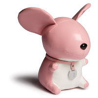 Zuny Limited Edition Gino the Mouse bookend