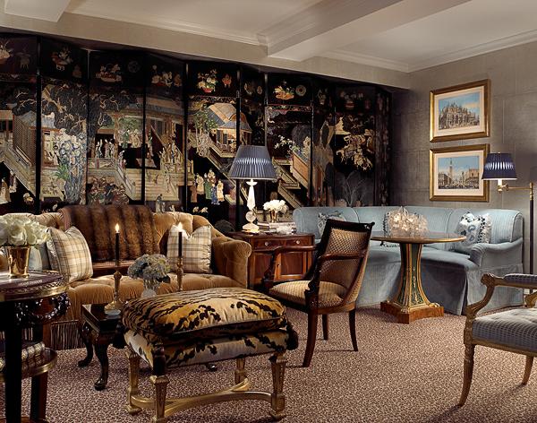 Designer spotlight scott snyder home interior design ideas for Nyc pied a terre