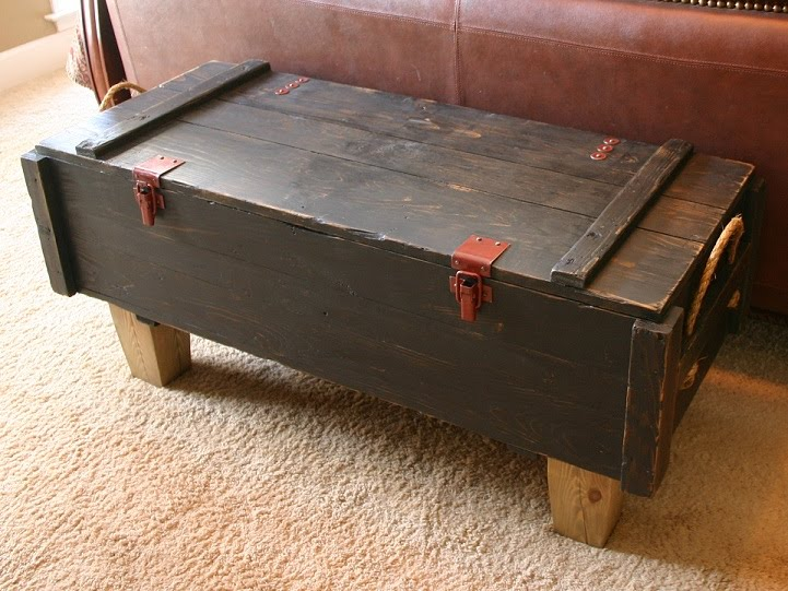Plans For Wood Ammo Box Pdf Woodworking