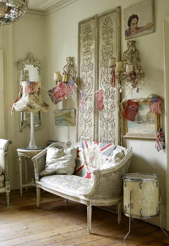 Estilos de decoración: Shabby Chic