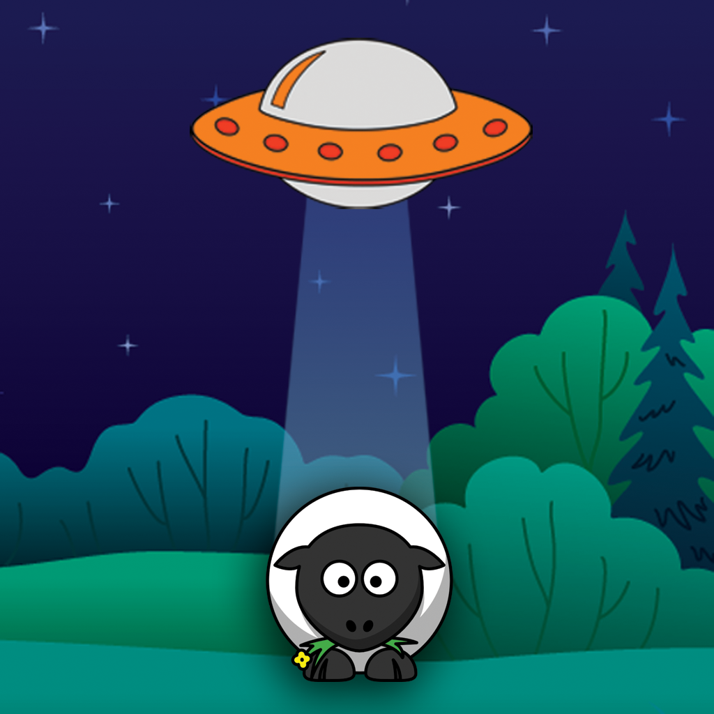 UFO ZAP game design