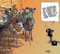 UN 'Stern Rebuke'