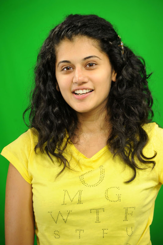 Actress Taapsee Stills Gallery  show