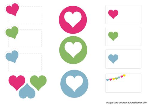 etiquetas San Valentín