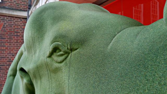 hotel giant elephant