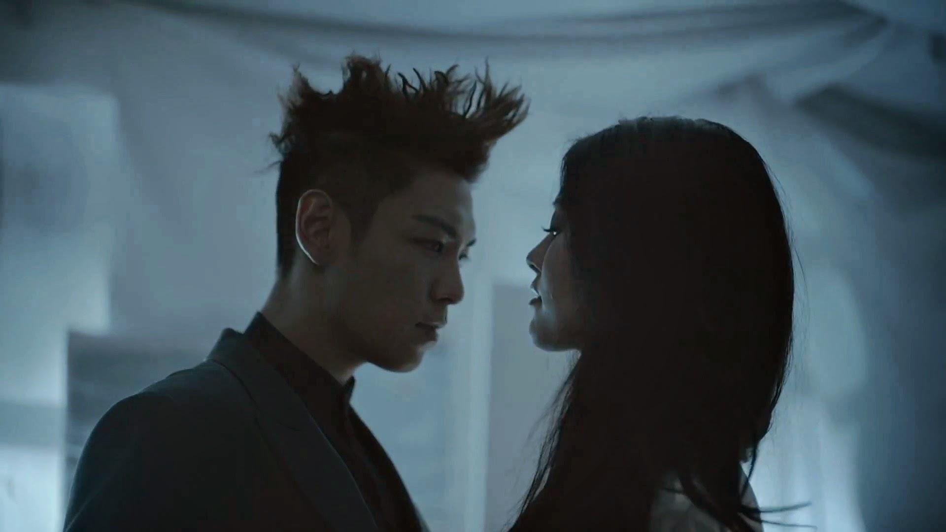 Bigbang's TOP in Loser MV