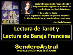 Lectura de Tarot y Baraja Francesa