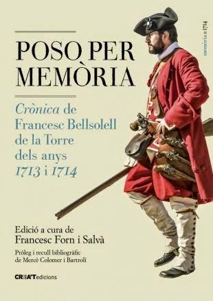 Guerra de Successió Francesc Bellsolell de la Torre