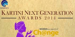 Finalist of Kartini Next Generation 2014
