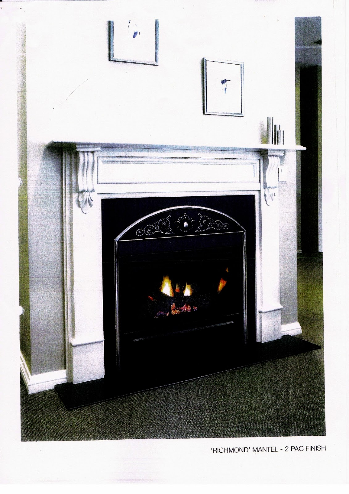 gas log fireplace selections building the waldorf 48 with porter