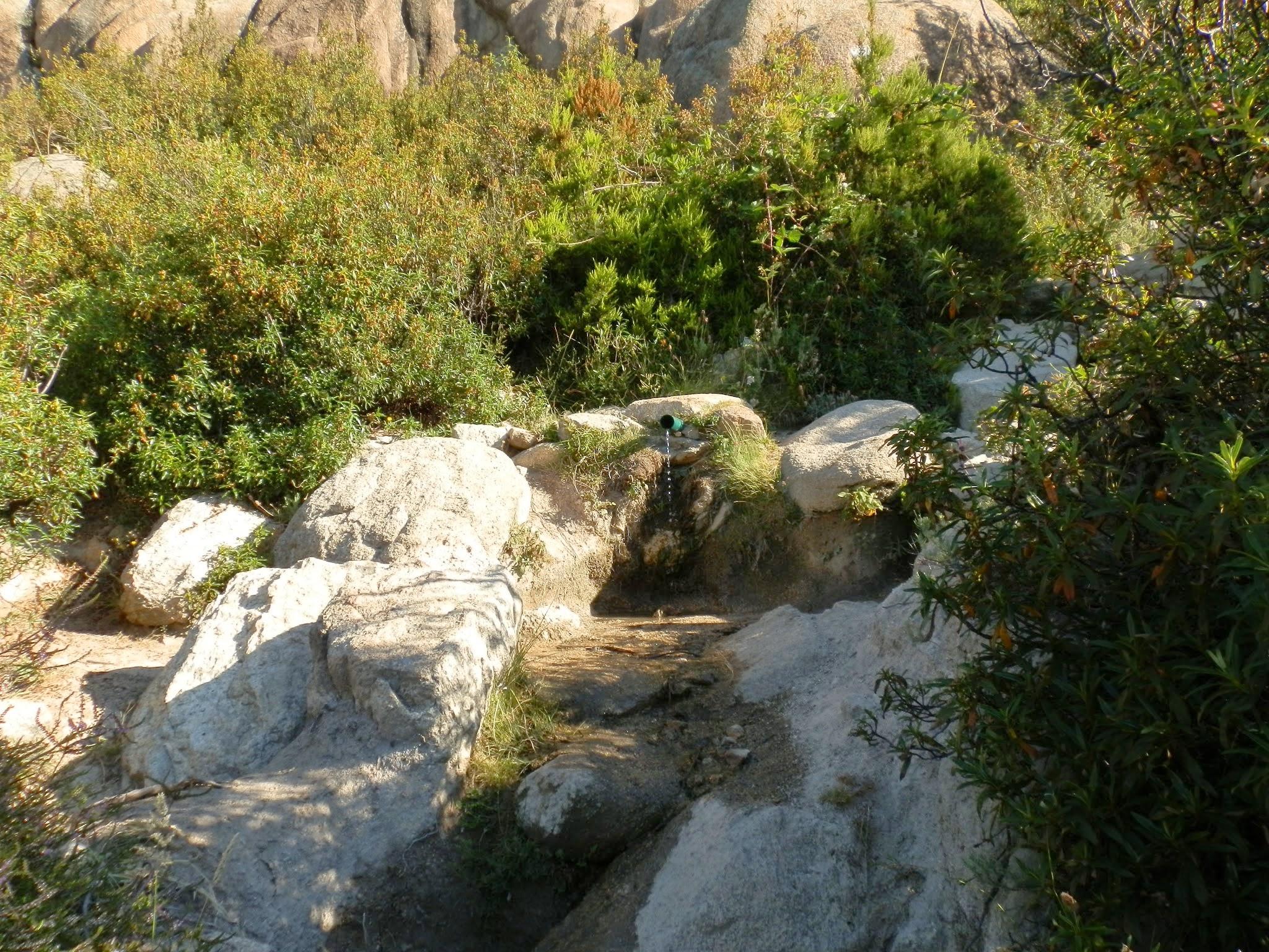Fuente la Gran Cañada