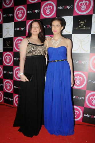Bollywood Celebrities at Mircrospa Launch Photos