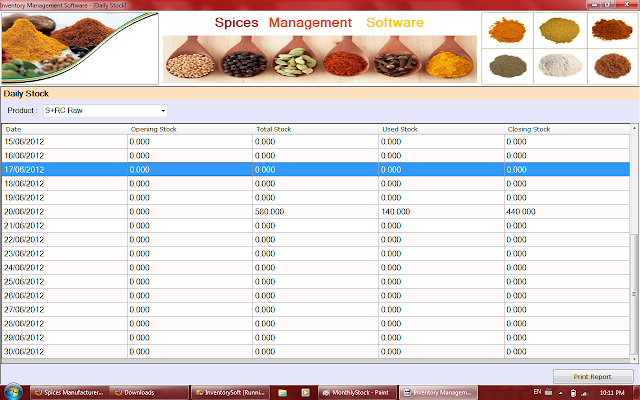 Spices Software Free download