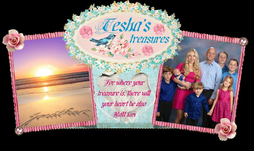 Tesha's Treasures