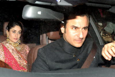 ��� ���� ��� ��� ������� ����� 2012 � Saif-Kareena wedding 2012