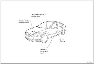 2001 nissan maxima repair manual