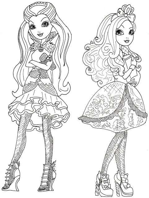 Ever After High quot Las Herederas