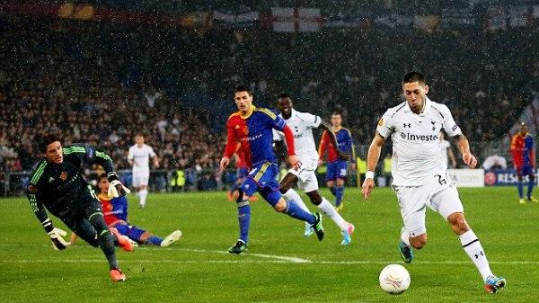 Europa - Basel v Tottenham Hotspur