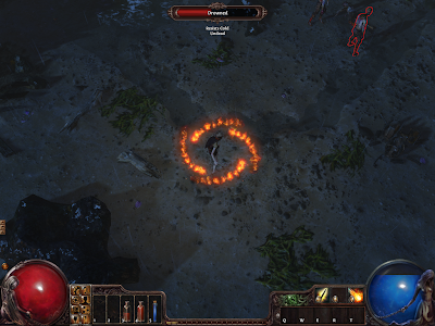 Path of Exile - Game Interface