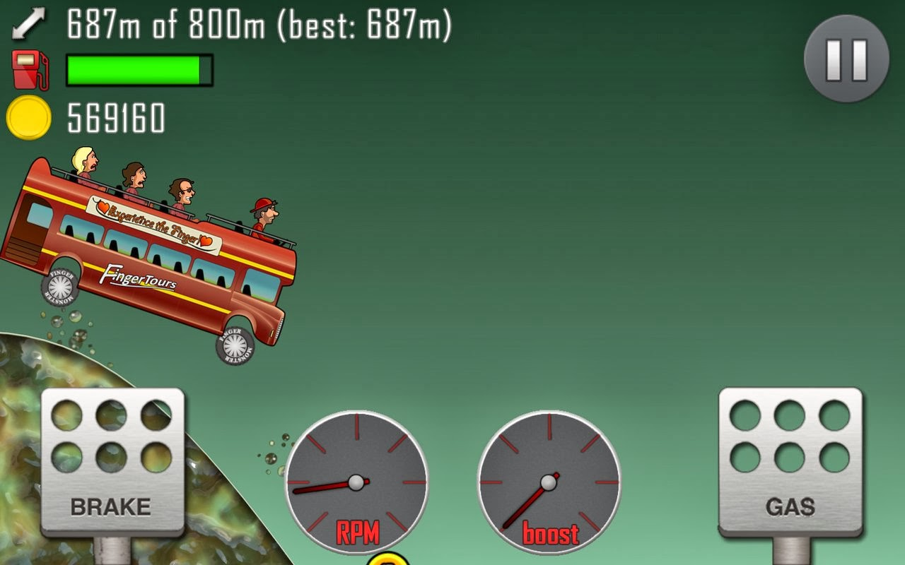 Hill Climb Racing v1.12.0 APK Full Mod Unlimited Money Download | APK