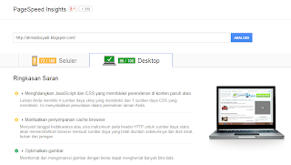 Cara Membuat Template Blog Fast Loading