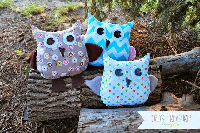 Toad\'s Treasures Lifestyle Family Blog by Emily Ashby: EASY Free Owl ...