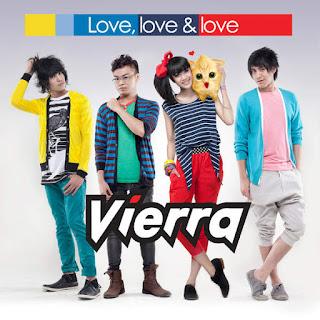 Vierra - Terlalu Lama (from Love, Love & Love)