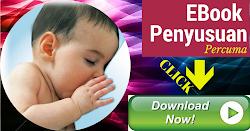 """Free E-Book """"Penyusuan Susu Ibu"""""""
