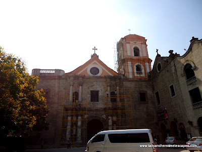 San Agustin Church at Intramuros