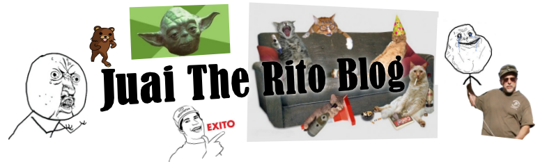 Juai The Rito Blog