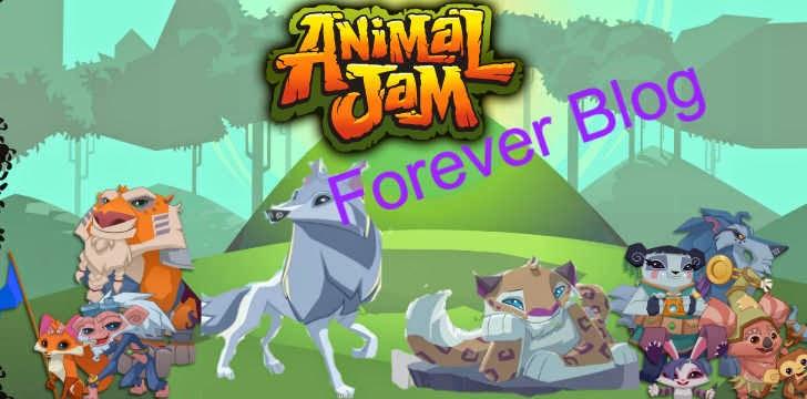 The Animal Jam Forever Blog