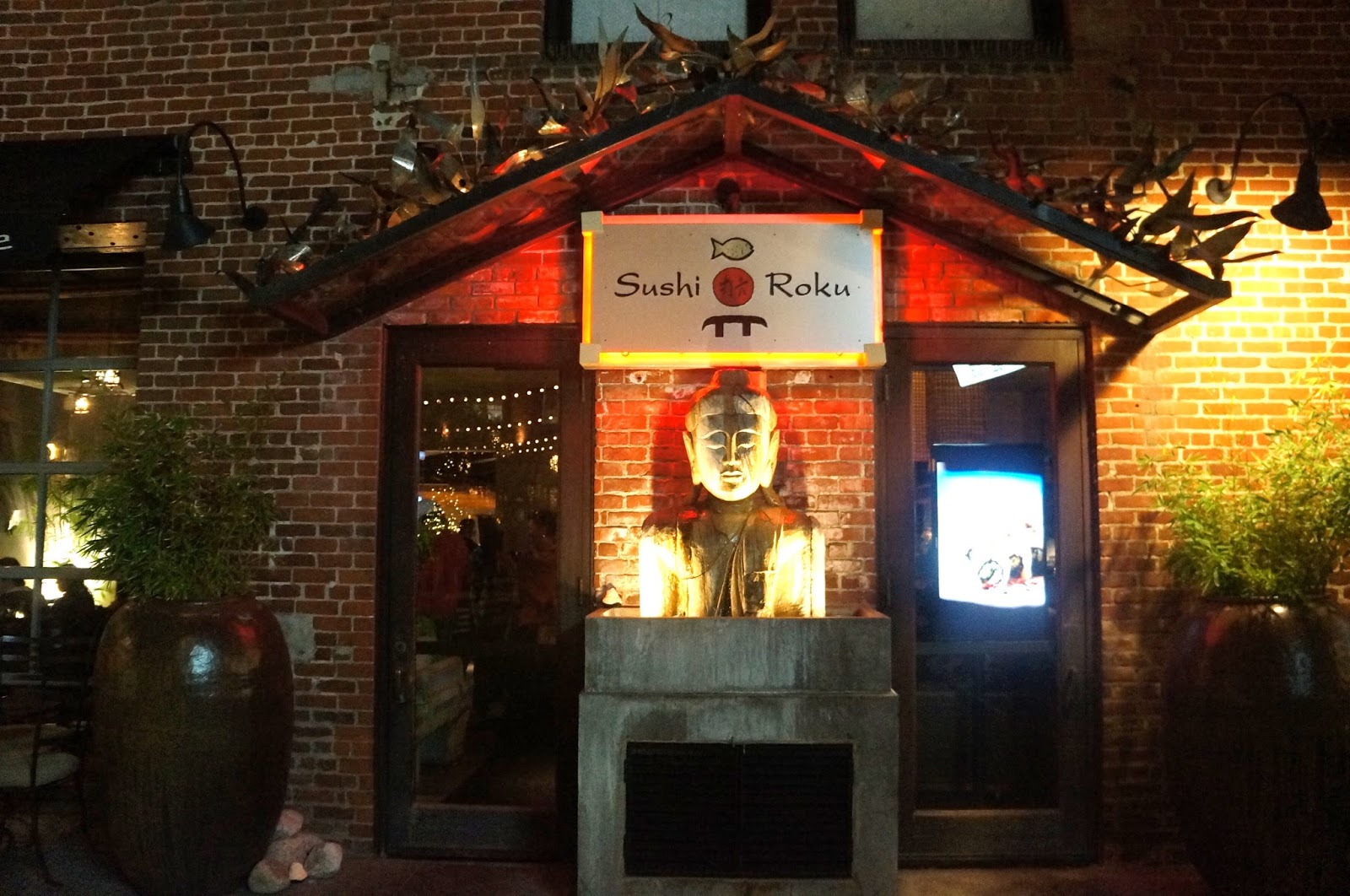 Sushi Roku Is A Restaurant Providing Contemporary Anese Cuisine With Hint Of Innovation The Combines Ings That Are Traditional To