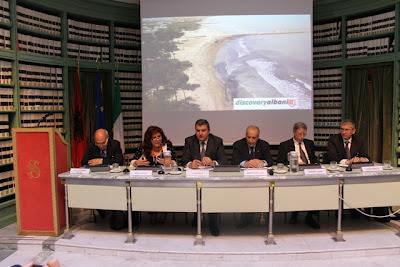Italia-Albania: nasce Associazione parlamentare di Amicizia