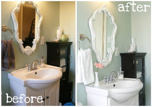 the complete guide to imperfect homemaking home staging 101 part 4 staging bathrooms