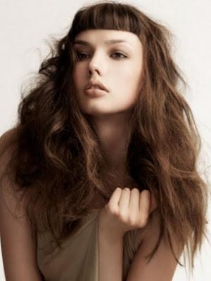 peinado sensual para mujer