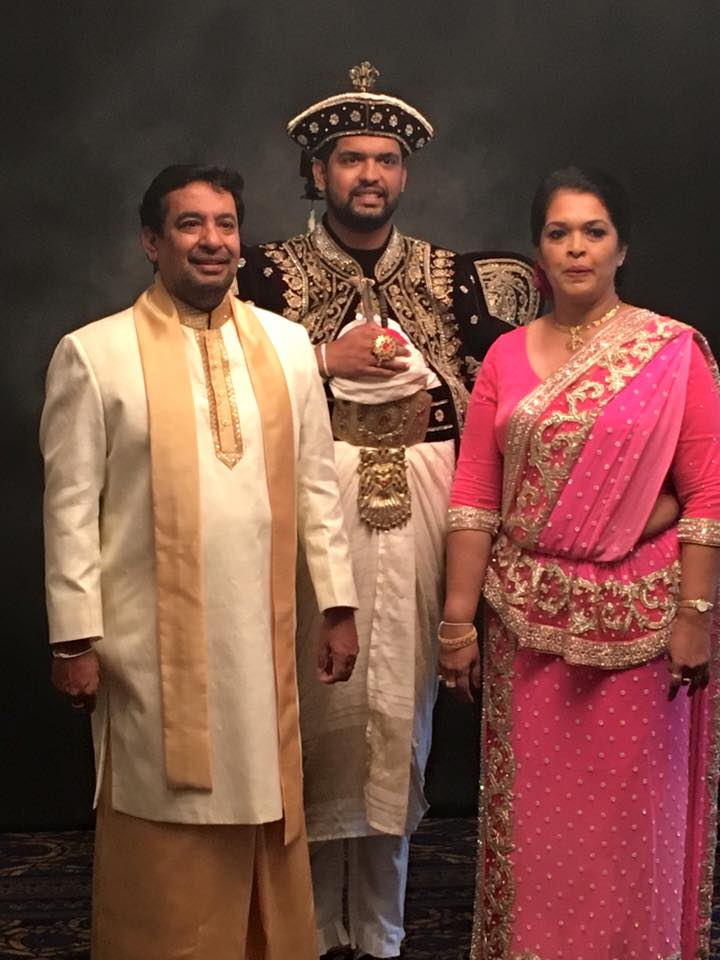 Bhagya rathnayake wedding